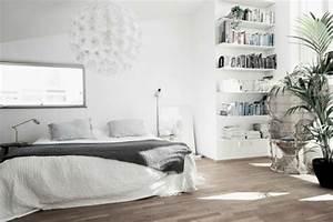 Bett Skandinavisches Design : skandinavisch wohnen in 100 bilder ~ Michelbontemps.com Haus und Dekorationen