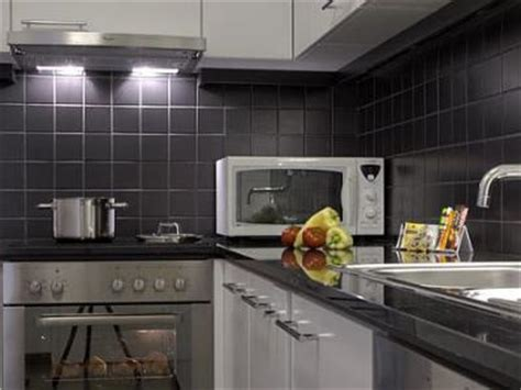 cuisine de luxe moderne modern kitchen in adina apartment hotel apartments with kitchen in budapest