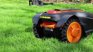 Worx Rasenmäher Roboter : worx landroid roboter rasenm her test youtube ~ Orissabook.com Haus und Dekorationen
