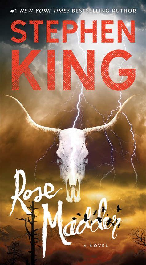 rose madder book  stephen king official publisher