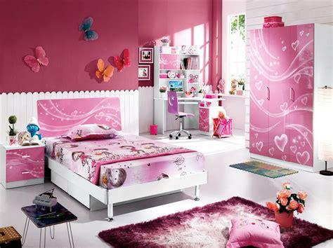 Pink Kids Bedroom Furniture For Girls Homefurnitureorg