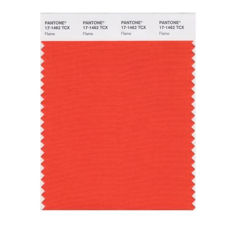 pantone   tcx swatch card flame buy  india