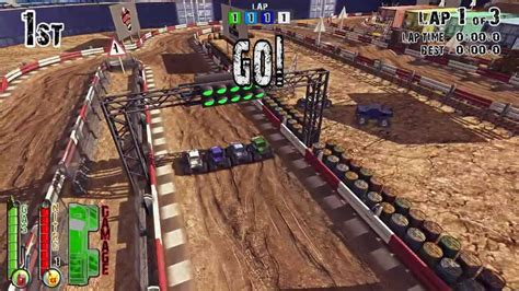 monster truck race game monster truck racing arenas pc racing game youtube