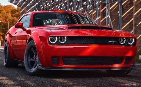 4,967,858 followers · automotive manufacturer. Dodge Challenger SRT 'Demon' Sets World Record Quarter-Mile Time - AutoConception.com ...