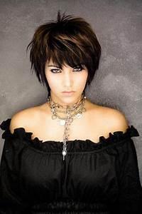 Coupe De Cheveux Femme Courte : coiffure femme courte ~ Melissatoandfro.com Idées de Décoration