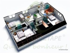 luxueux gite avec espace wellness a louer pour 16 pers a With plan maison 3d gratuit 16 plenitude