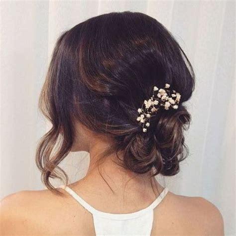 Simple Hairstyles For Hair Wedding by Simple Bridal Hairstyles Arabia Weddings