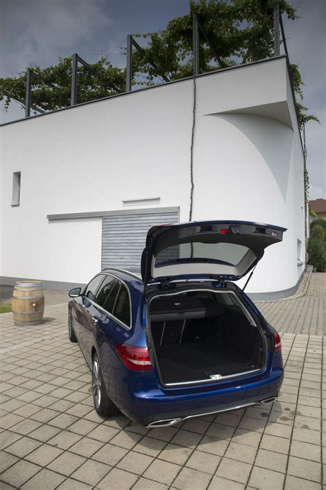 essai mercedes classe c 250 bluetec break bva7 2014 photo 30 l 39 argus