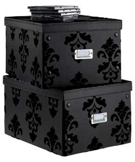 2 damask storage boxes review compare prices buy online