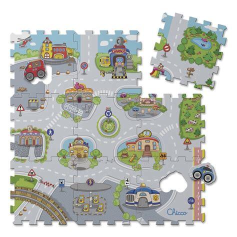 tapis d eveil chicco tapis puzzle city de chicco tapis d 233 veil aubert
