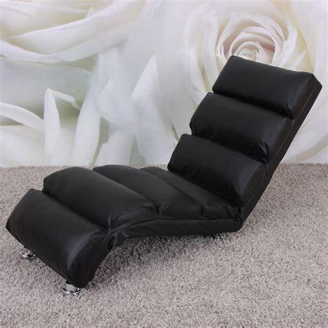 fauteuil chaise longue fauteuil chaise longue cuir lounge noir fautrel lgen vdxd