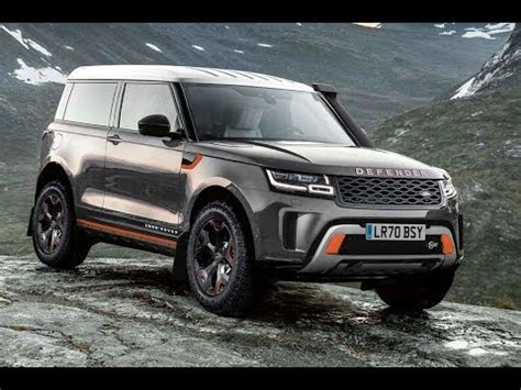 New Land Rover 2020 by New 2020 Land Rover Defender