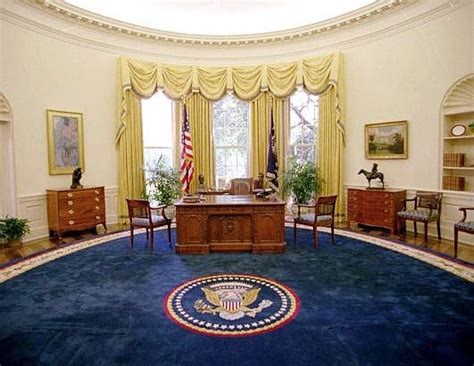 bureau president oval office rugs presidential carpets of the oval office