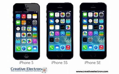 Iphone Se 5s Looks Teardown Apple Electron