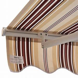Outdoor 13 U0026 39 X8 U0026 39  Patio Awning Sun Shade Exterior Canopy