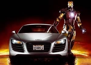 Voiture Iron Man : l 39 audi la plus ch re ~ Medecine-chirurgie-esthetiques.com Avis de Voitures