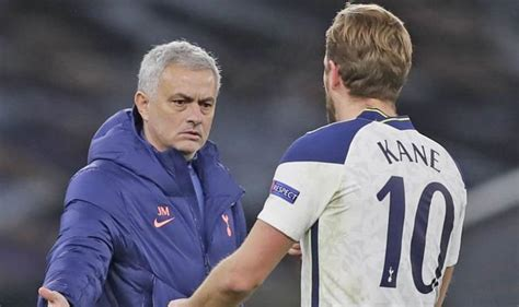Tottenham star Harry Kane's private exit comments to Jose ...