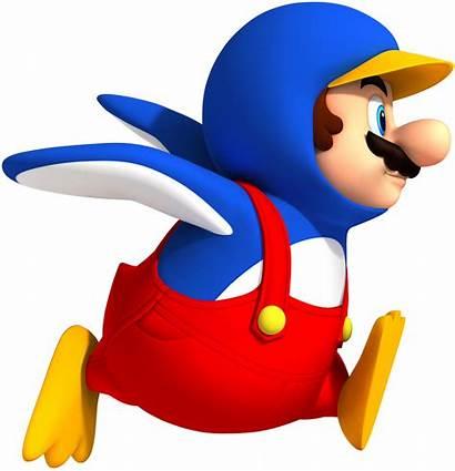 Mario Penguin Nsmbw Wiki