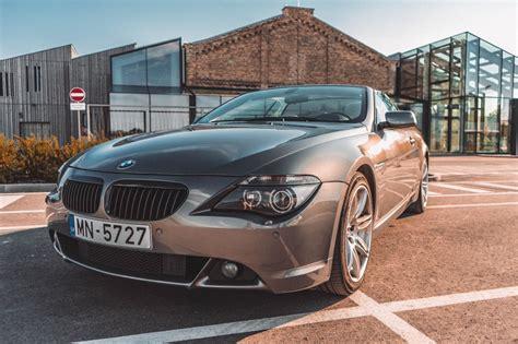 Lēta un īstermiņa luksus auto noma (īre) BMW 650i ...