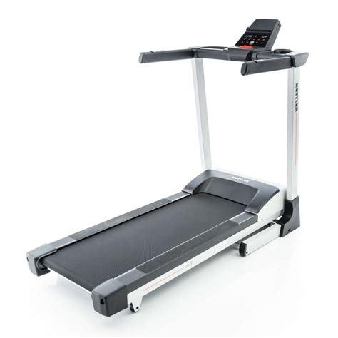 Treadmill 6 Fungsi kettler run 1 folding treadmill