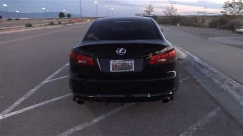 lexus is350 custom custom 2006 lexus is350 exhaust system magnaflow true dual