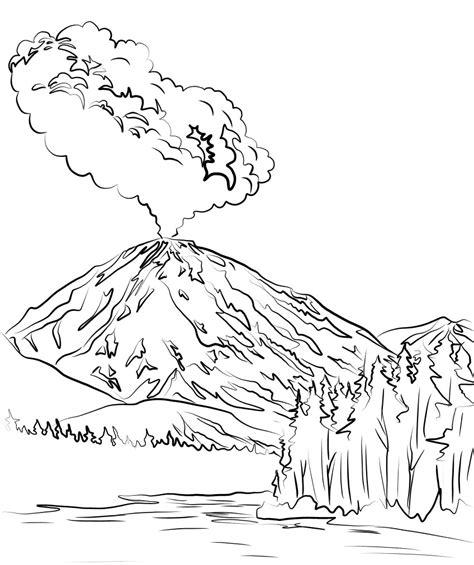 Sketsa secara umum dikenal sebagai bagan lukisan atau rencana lukisan yang akan dibuat. Kumpulan Mewarnai Sketsa Gambar Bencana Alam - Desain ...