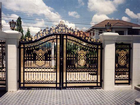 gate designs steel gates kss thailand