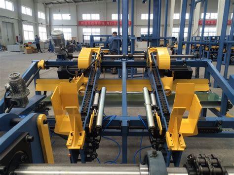 sf double  trim  wood pallet cutting machine