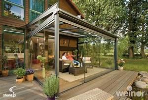 Ogrody zimowe tarasy oazy ze szkla najwyzszej jakosci for Porch interior ideas uk