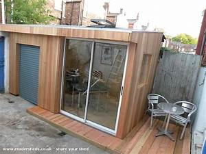 One Grand Designs Shed, Workshop/Studio from Liverpool, UK