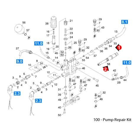 hds 745 m eco karcher pressure washer septimus spares