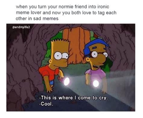 Turn Photo Into Meme - 25 best memes about sad meme sad memes