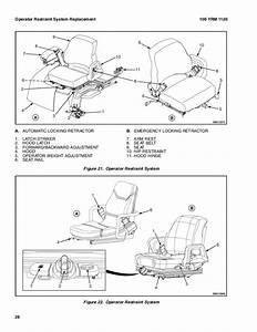 Yale B875 Gdp25 Vx Lift Truck Service Repair Manual