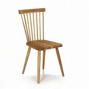 Chaise De Cuisine Alinea : chaise vintage naturelle naturel cleo galerie avec chaise cuisine alinea des photos ~ Teatrodelosmanantiales.com Idées de Décoration