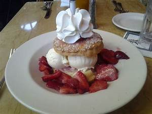 Cheesecake Factory Strawberry Shortcake in Chandler, AZ ...