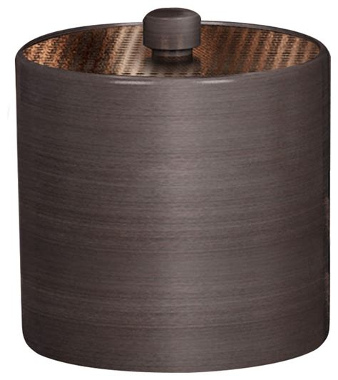 bronze kitchen canisters selma rubbed bronze container contemporary kitchen