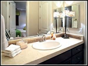 bathroom countertop decorating ideas bathroom decorating ideas for small average and large bathroom home design ideas plans
