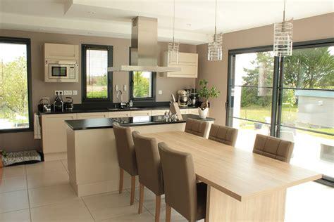 cuisines de a à z dans votre chalet en bois une cuisine ouverte ou fermée actualité sur les chalets en bois