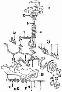 Ford Thunderbird Disc Brake Rotor