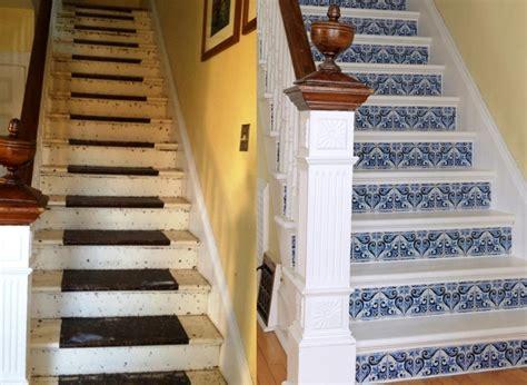Treppenhaus Renovieren  63 Ideen Zum Neuen Streichen