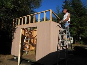 Free Lean To Shed Building Guide