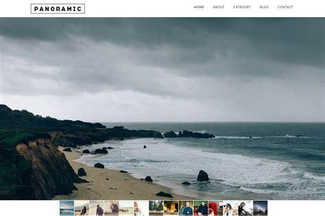 panoramic responsive wordpress theme wordpress