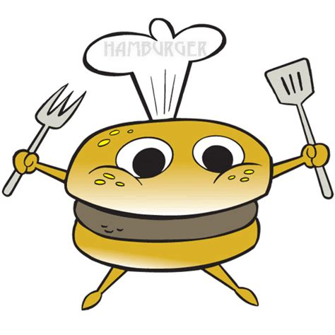 animation cuisine fast food clipart best