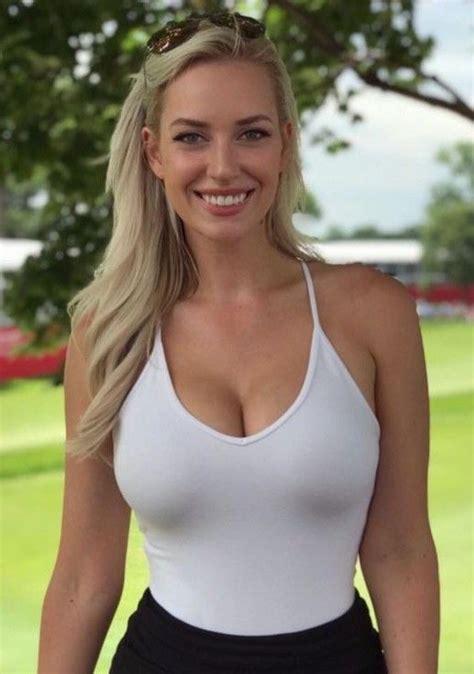 Pin By Joe Atil On Golf Beauties Brunette To Blonde