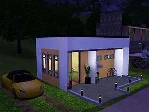 Nice Sims 3 Small Modern House