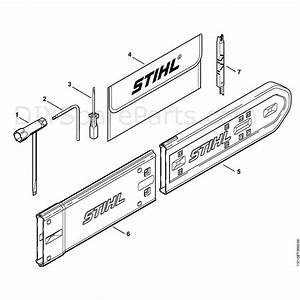 Stihl 026 Chainsaw  026  Parts Diagram  Tools
