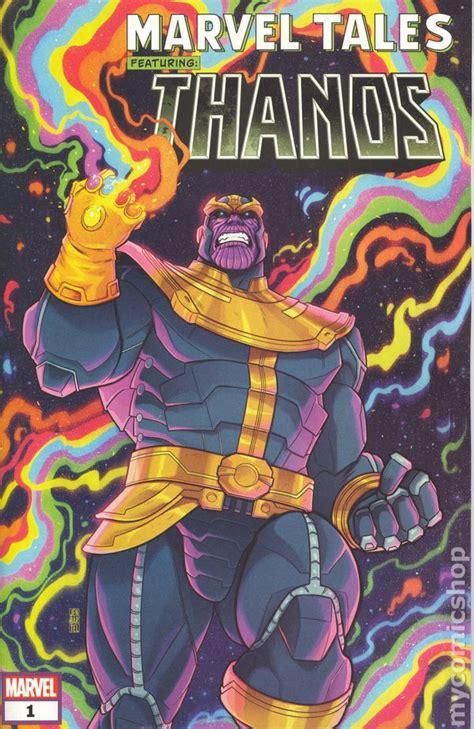 Marvel Tales Thanos (2019) comic books