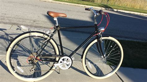 2014 Critical Cycles Diamond Frame Urban Commuter Bicycle