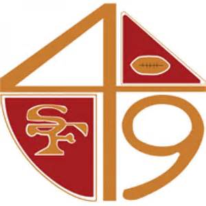 San Francisco 49ers Logo Vector