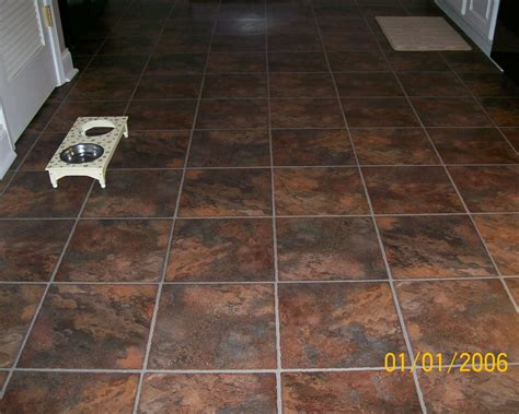 home and decor flooring vinyl plank flooring ideas with brown tile for home